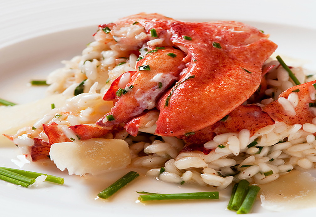Lobster Risotto Nutritional Info | Lobster House