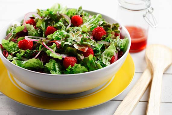Paint the Town Red Salad