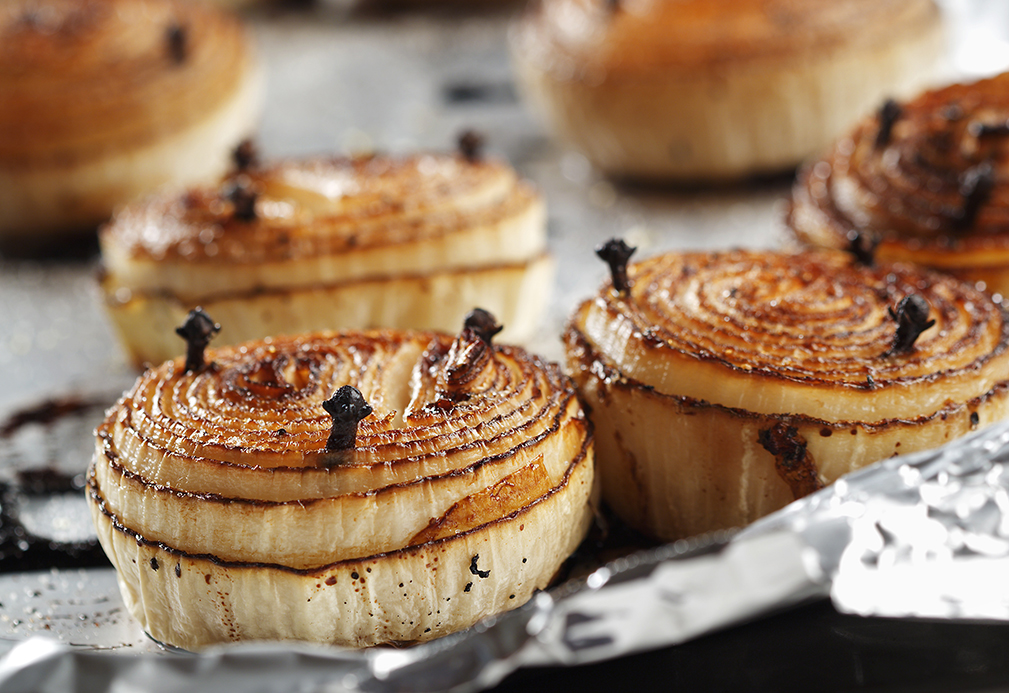 High Roasted Onions recipe made with canola oil by Nancy Hughes